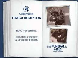 Clientele Funeral Dignity Plan