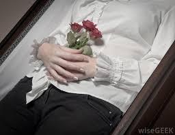 Embalming Process