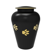 Cremation urn for pets